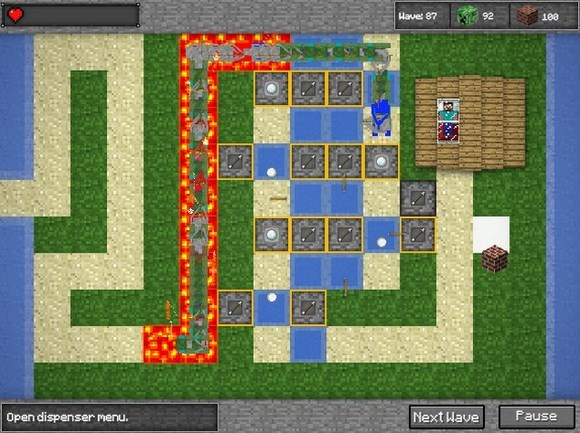 minecraft_generalite_towerdefense